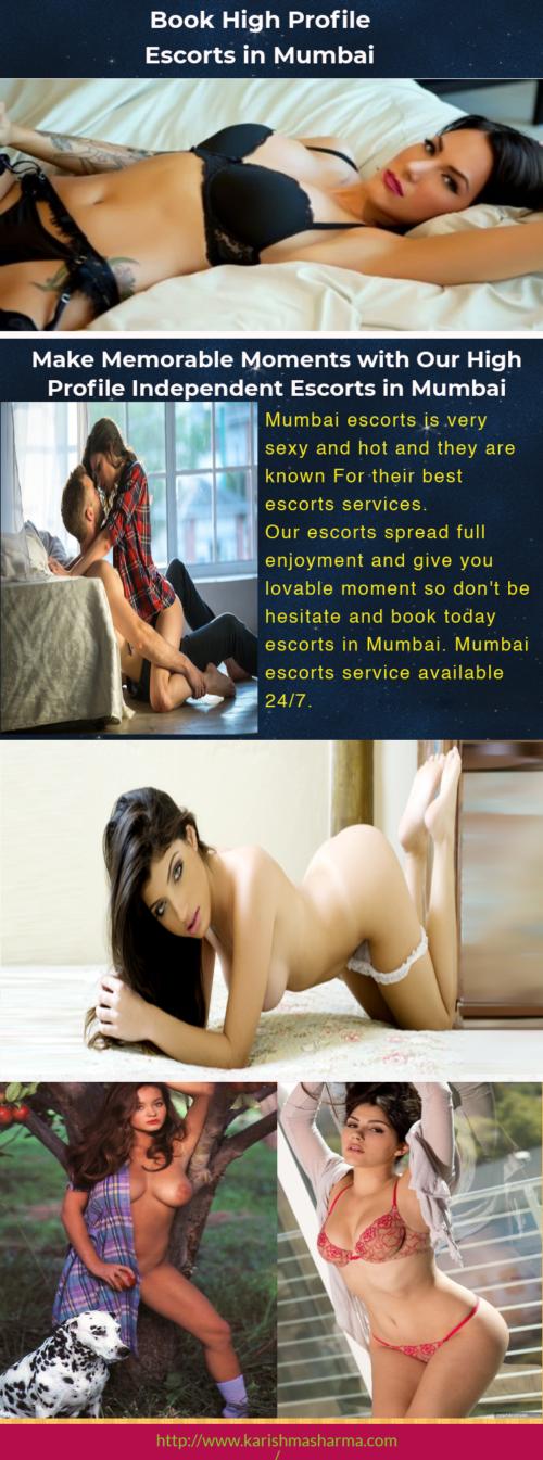 High Profile MUmbai Escorts